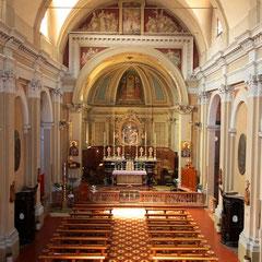 Pavia - Chiesa dei SS. Gervaso e Protaso