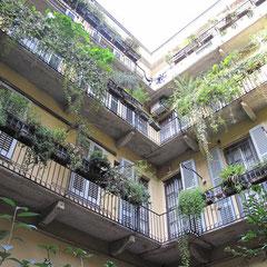 Milano - Edificio vincolato -Via del Lauro, 2