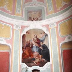 Lentate sul Seveso (MB) - Villa Botton - Chiesa privata