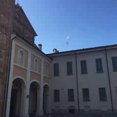 Pavia - SS. Gervasio e Protaso Canonica
