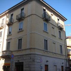Milano - Edificio vincolato Via C. Farini, 48
