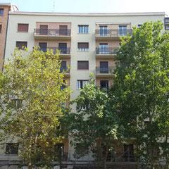 Milano - Edificio vincolato Via Melzi d'Eril, 10