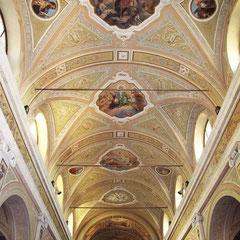 Magherno (PV) - Chiesa di S. Zenone Vescovo e Martire