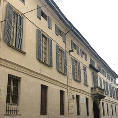 Pavia (PV) - Edificio vincolato via Volta 29
