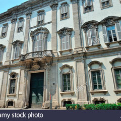 Milano - Edificio vincolato Palazzo Cusani