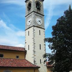 Porto Valtravaglia (VA) - Chiesa di S. Maria Assunta