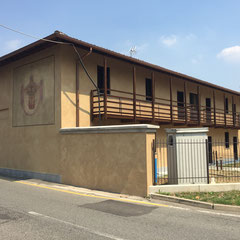 Vanzago (MI) - Edificio vincolato