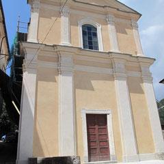Ameglia (SP) - Oratorio S. Vincenzo Martire