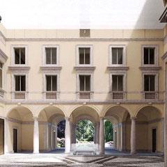 Milano - Edifico vincolato Palazzo Citterio