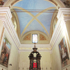 Vellezzo Bellini (PV) - Chiesa dei SS. Bartolomeo e Nicolò