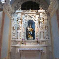 Alberone (PV) - Chiesa di S.Antonio