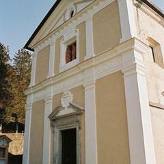 Fabiasco (VA) - Chiesa della Beata Vergine Maria