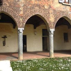 """Milano - Edificio vincolato """"ex-convento"""" via Berra, 12"""