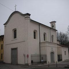 Inzago (MI) - Chiesa di S.Rocco