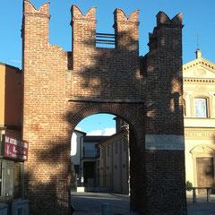 Certosa di Pavia (PV) - Torre del Mangano