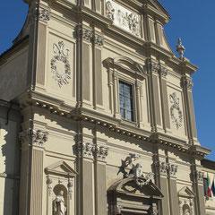 Firenze (FI) - Basilica di San Marco Cappella Salviati