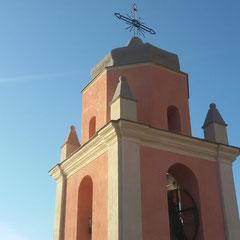 Tellaro (SP) - Campanile della Chiesa di S.Giorgio