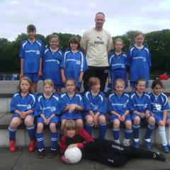 1. Mädchenfußball AG