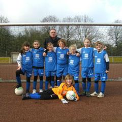 3. Mädchenfußball AG