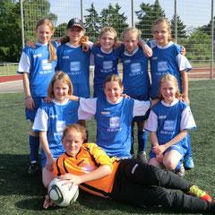 4. Mädchenfußball AG