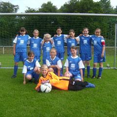 2. Mädchenfußball AG