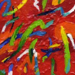 miniatur, rot, art, Schmuck, Kunsthandwerk, red, GEDOK, Franken,