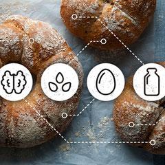 Formation allergènes document unique affichage vrac emballé boulangerie pâtisserie Mets Conseils