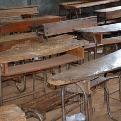 Didu-Schule, Klassenraum