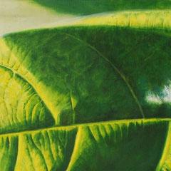 Anette Koch, o.T. (5.2.7) 2007, Öl auf Leinwand, 100 x 150 cm, ABC Westside Galerie
