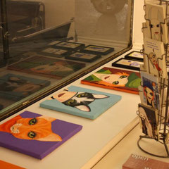 """Kerstin Lichtblau """"We can be Heroes"""", ABC Westside Galerie"""