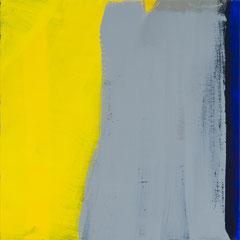 Lageplan Gelb Grau, Elvira Lantenhammer, ABC Westside Galerie