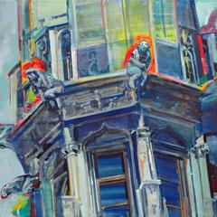 Rathauserker, 0, 85 x 1,10 m, Stefan Heide, ABC Westside Galerie