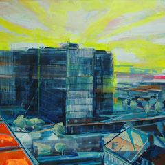 Patentamt, 1,10 x 1, 55 m, Stefan Heide, ABC Westside Galerie