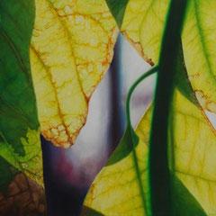 Anette Koch, o.T. (10.4.8.) 2008, Öl auf Leinwand, ABC Westside Galerie