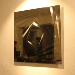 """Felix Rodewaldt, """"Kreise - von Tape zu Stahl"""", ABC Westside Galerie"""