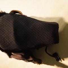 Die neu verarbeitete Kameratasche