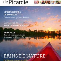 Magasine Esprit de picardie N°15 page 48-49-50-51-52-53
