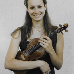 Geigenunterricht bei Sarah Mücke in München-Milbertshofen, Schwabing, Obersendling, Forstenried, Fürstenried