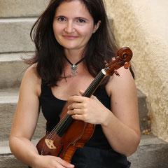 Geigenunterricht in Neubiberg bei Saskia Hein