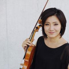 Geigenlehrerin Amy Park, Geigenunterricht in München-Schwanthalerhöhe und Maxvorstadt