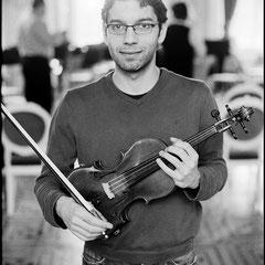 Geigenunterricht in München-Au, Giesing, Haidhausen und Sendling bei Stefano Menna