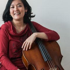 Cellounterricht in München-Hadern, Westend und Nymphenburg bei Yayoi Imada