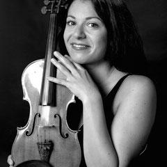 Unterricht für Geige (Violine) bei Sabrina Hausmann in Daglfing und Bogenhausen