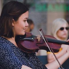 Nicole Ostmann, Geigenunterricht für Kinder in München-Perlach, Neuperlach und Haidhausen