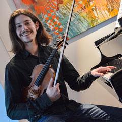 Geigenunterricht und Klavierunterricht im Würmtal bei Nathanael Turban