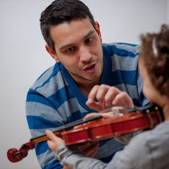 Geigenunterricht in München-Freimann bei Giovanni Michele de Rossi