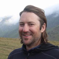 Holger im Basislager,am 26.07.2008 nach dem Gipfelerfolg