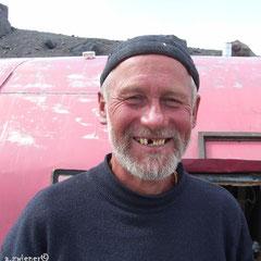 Besatzung der Biwakschachtel auf 3.700 m ü.N.N.