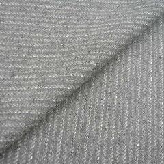 アンゴラ混ストライプツィード W巾2,1m ¥16800