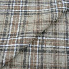 ツィードタイプ ウールタータン W巾1mに付き ¥2620